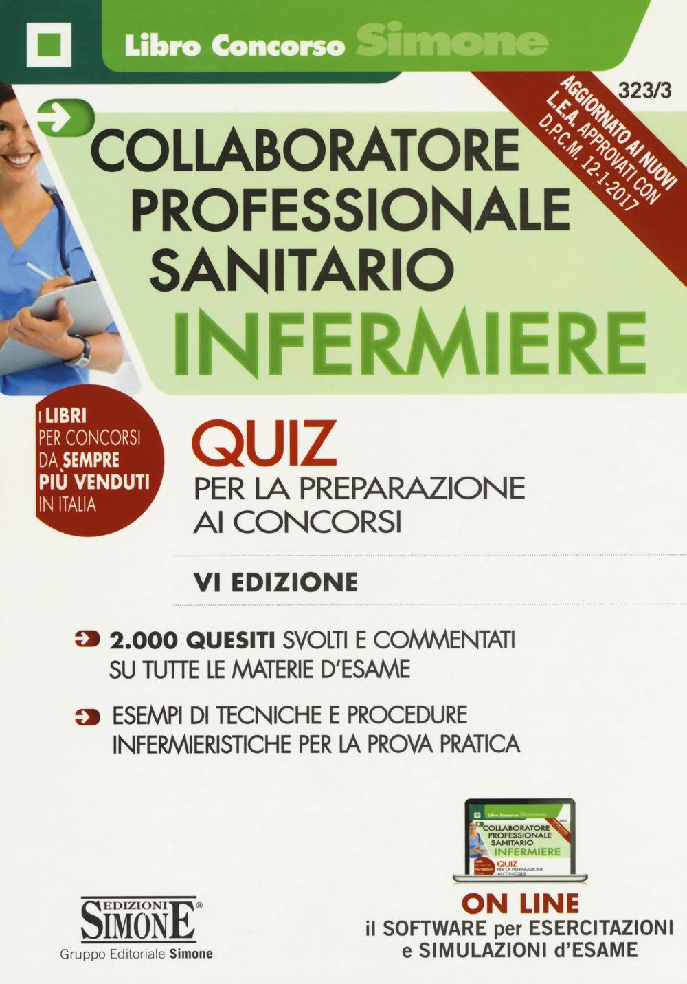Collaboratore Professionale Sanitario Infermiere