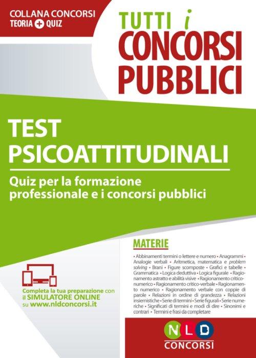 Quiz formazione professionale e concorsi pubblici