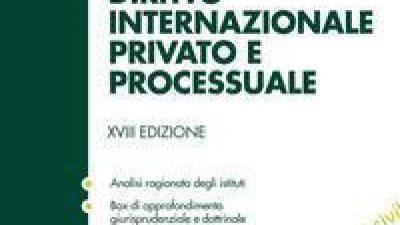 Compendio Diritto internazionale Privato e Processuale