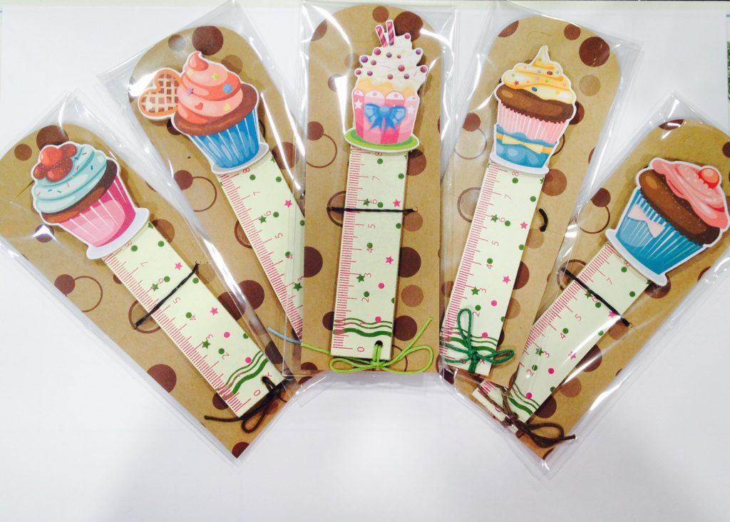 Segnalibro cupcake