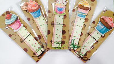 """Segnalibro """"Cupcake"""""""