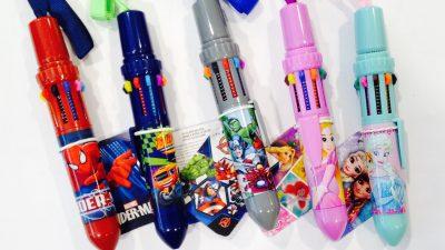 Penne 10 colori Disney