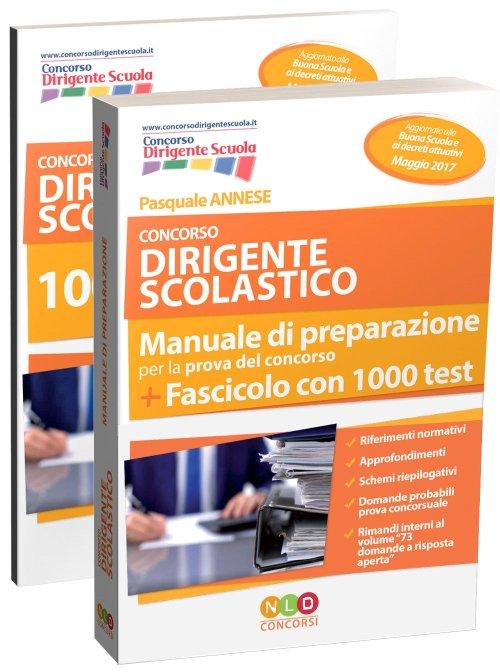 manuale di preparazione + fascicolo con 1000 test