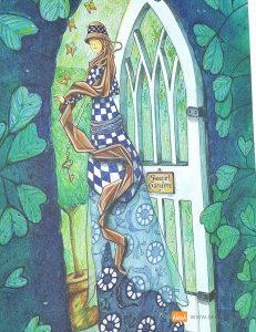calendario Akena chiaraluna