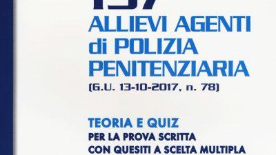 197 Allievi Agenti di Polizia Penitenziaria