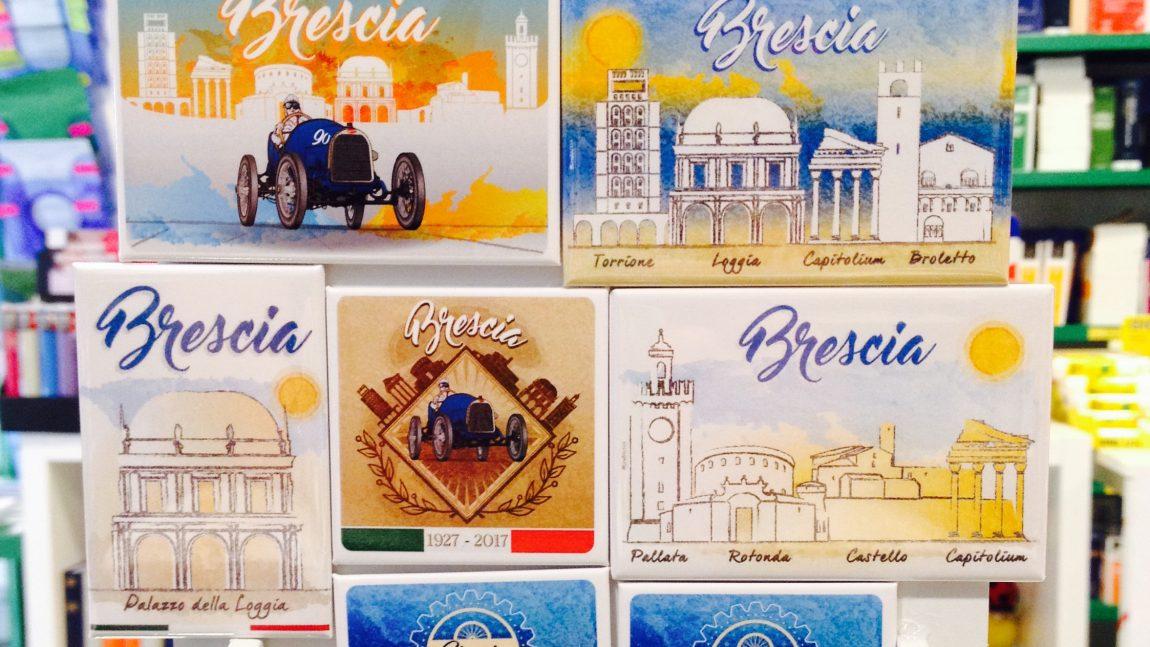 Souvenir Brescia