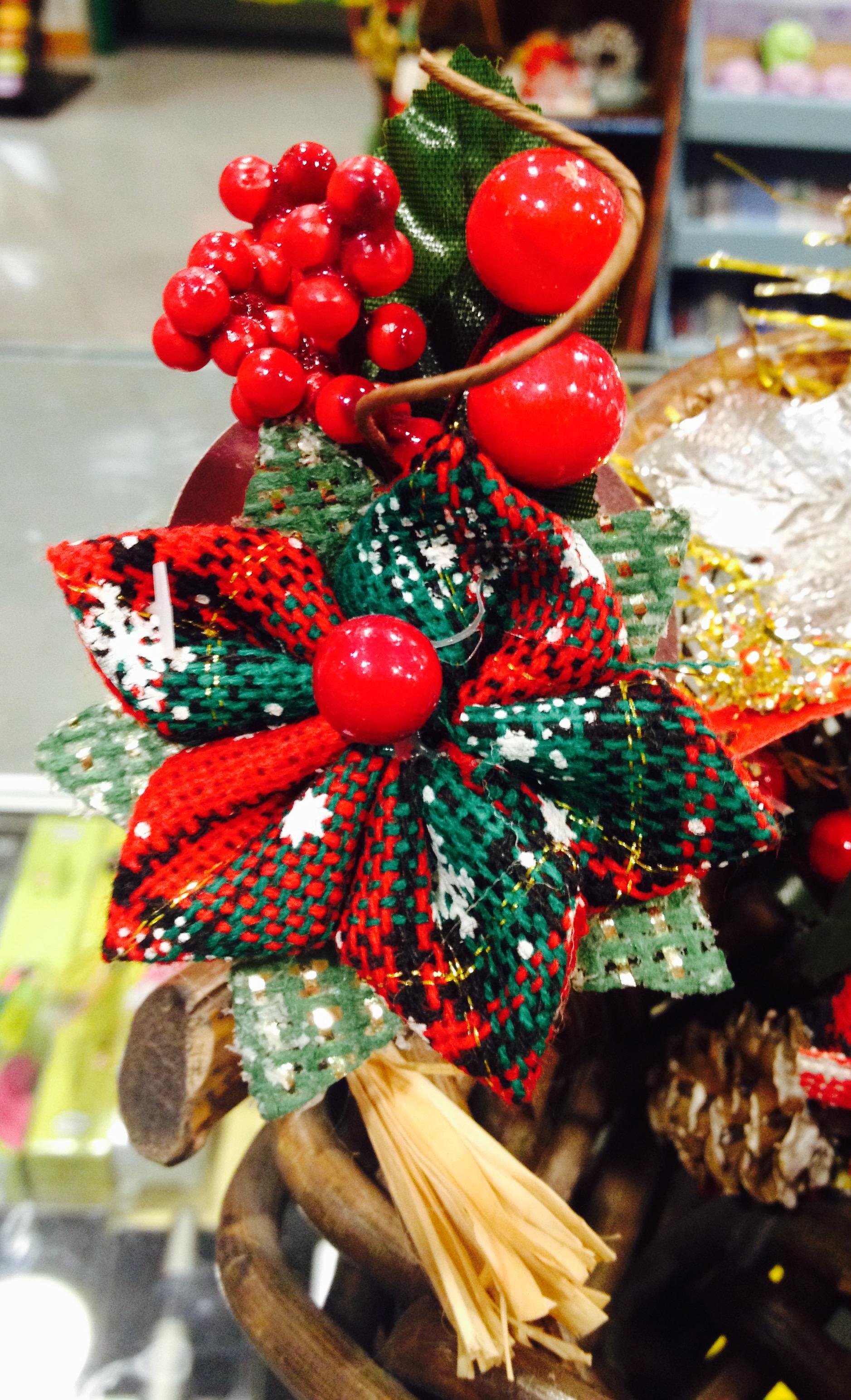 Addobbi natalizi la matricola for Obi addobbi natalizi