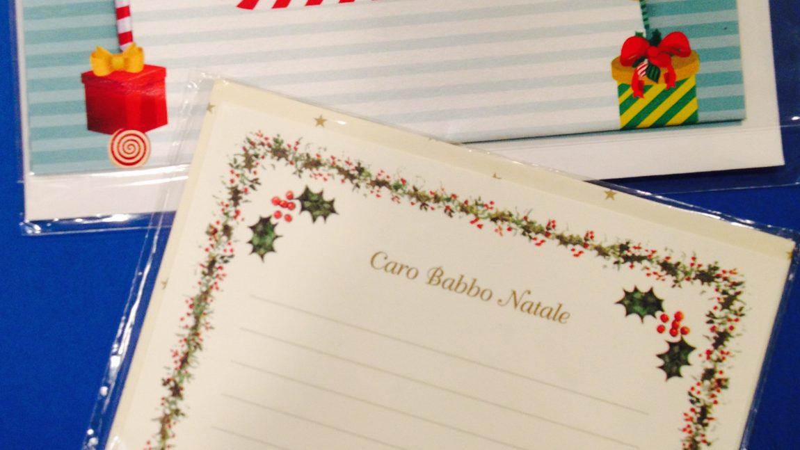 Lettere per Santa Lucia e Babbo Natale !