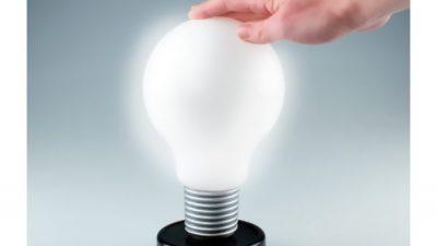Lampada Push