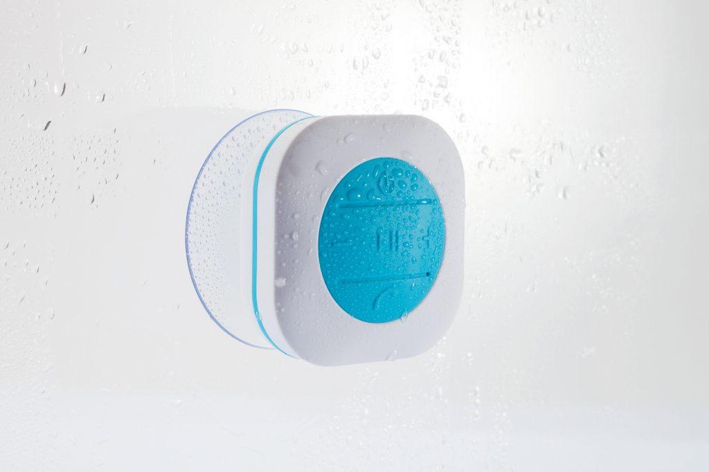 altoparlante sotto la doccia bluetooth