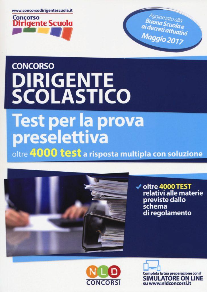 test per la prova preselettiva