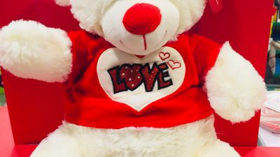 Peluche San Valentino