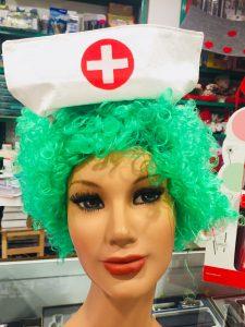Cerchietto infermiera carnevale