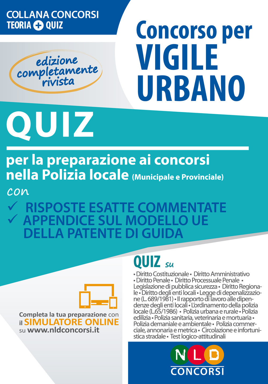 Concorso per Vigile Urbano