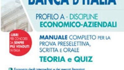 18 Esperti Banca d'Italia