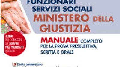 250 Assistenti sociali funzionari servizi sociali