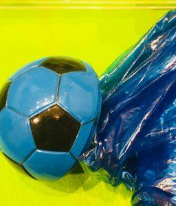 pallina squadre con impermeabile