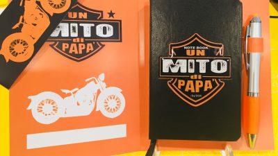 Notebook festa del papà !