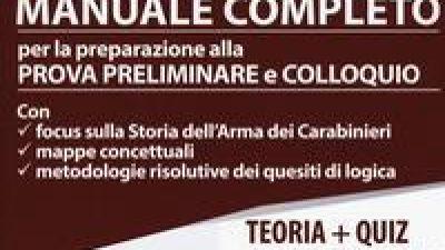 Concorso 536 Carabinieri Allievi Marescialli