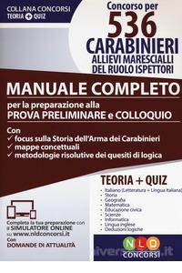 manuale completo prova preliminare e colloquio