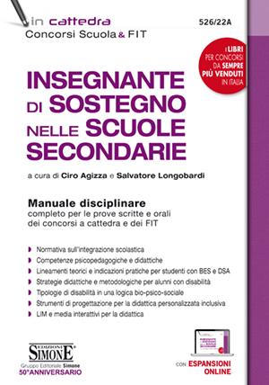 manuale disciplinare prove scritte e orali