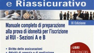Intermediario Assicurativo e Riassicurativo