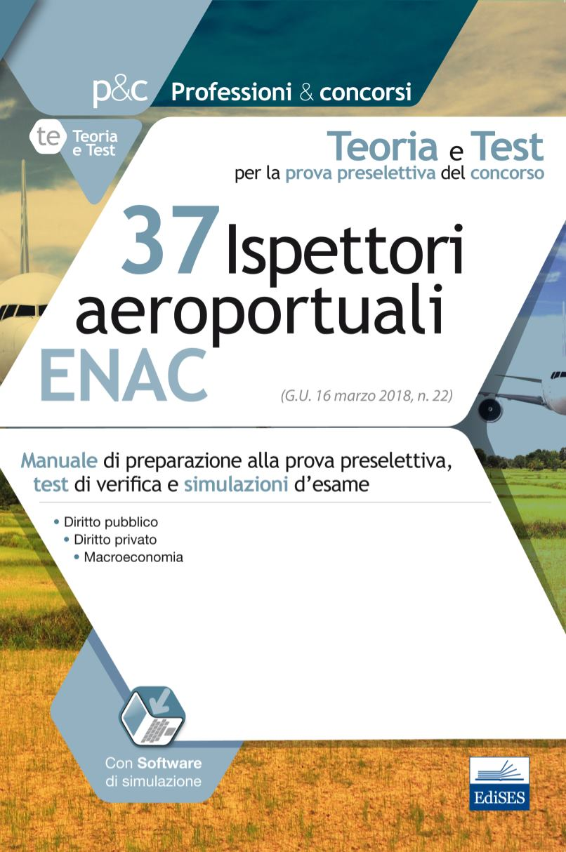 37 Ispettori aeroportuali ENAC