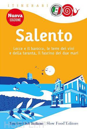touring club italiano Slow Food editore