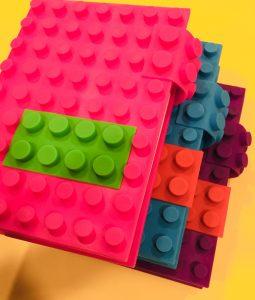 agende mattoncini lego