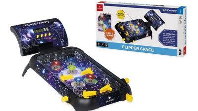 FLIPPER SPACE DISCOVERY