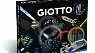 "Set Giotto ""Crazy Black"""