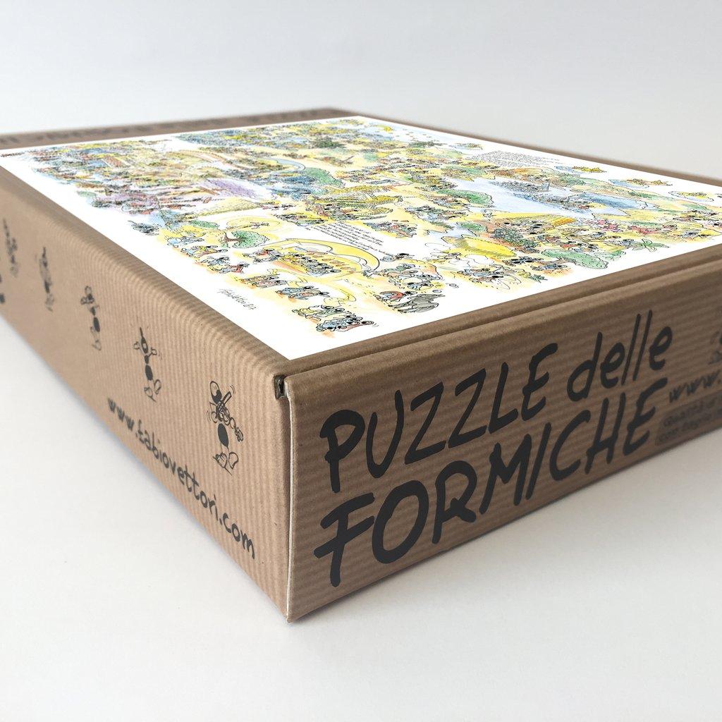 Il puzzle delle Formiche