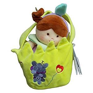Bambola Lelly con borsetta