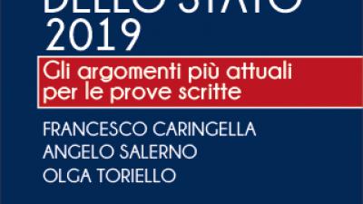 PROCURATORE DELLO STATO 2019