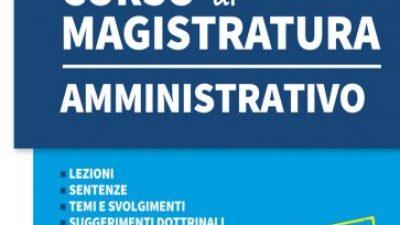 Corso di magistratura 2019