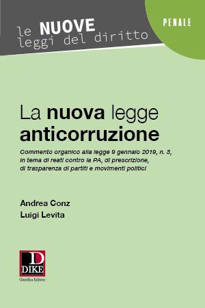 Commento alla nuova legge anticorruzione