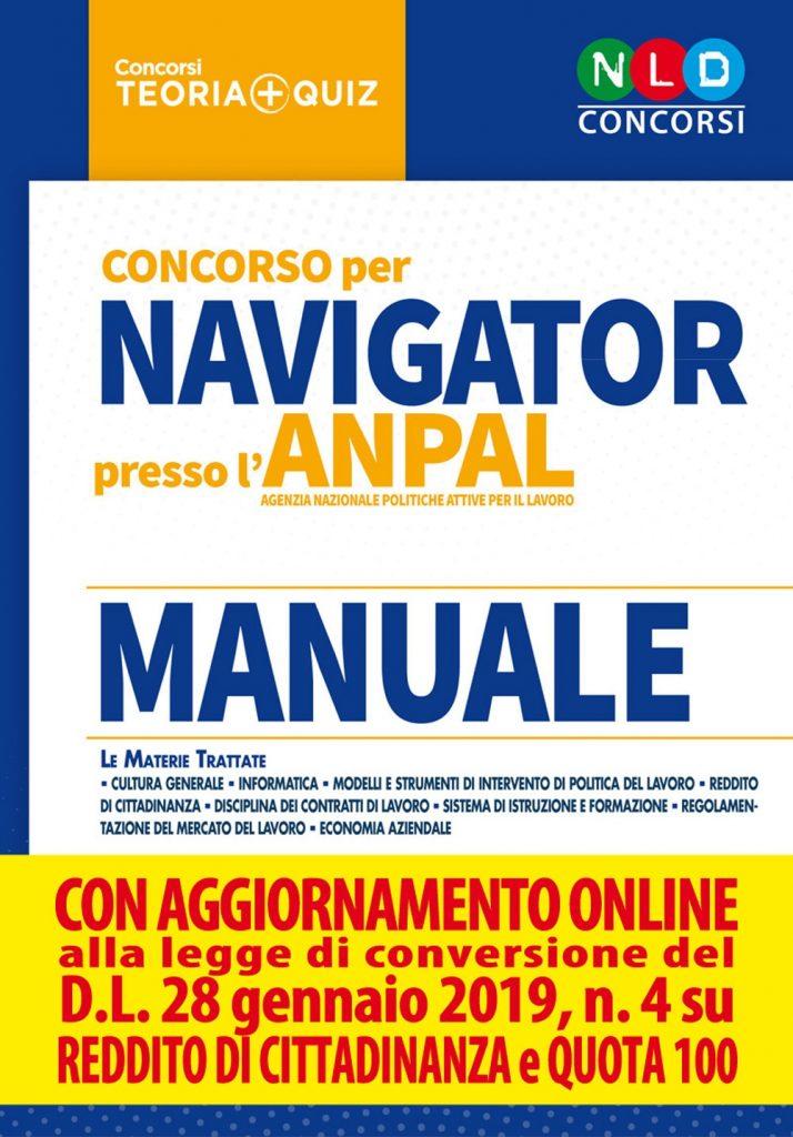 Concorso per Navigator. Manuale