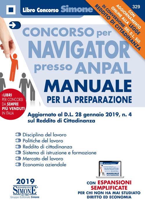 Concorso Navigator 2019 - Manuale