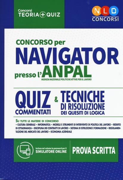 Concorso per Navigator. Quiz commentati.