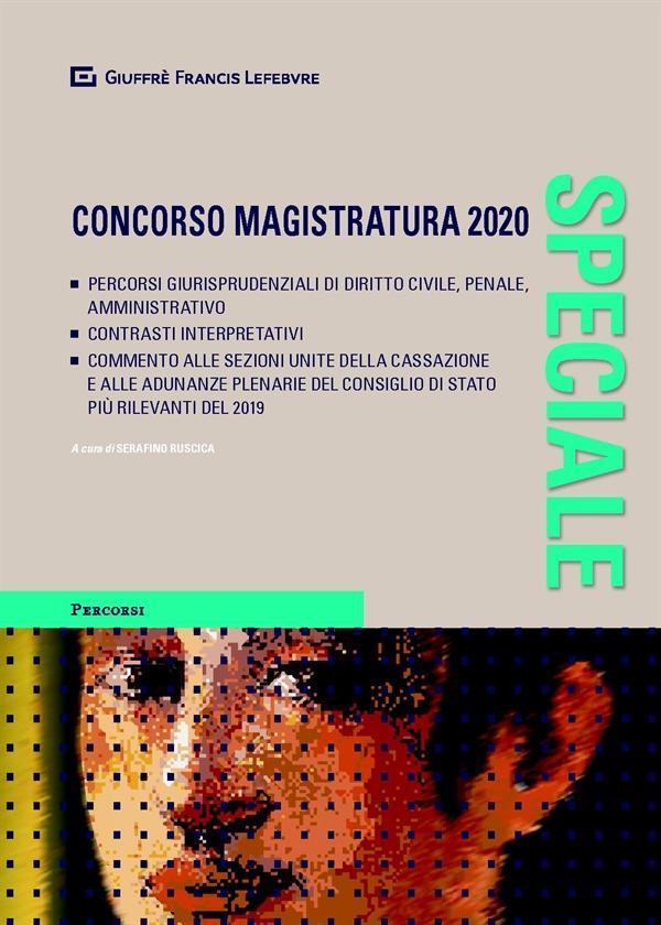 Esame Magistrato 2020