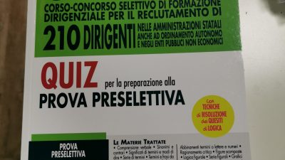 315 ALLIEVI SNA – QUIZ
