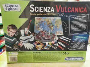 Giochi per bambini: vulcani