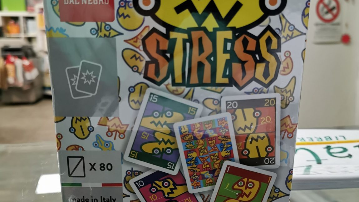 STRESS 😖😂