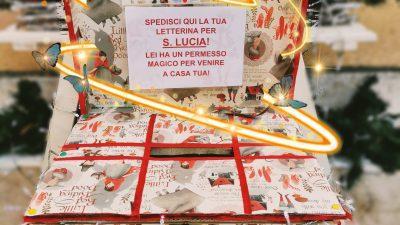 CASSETTA DI SANTA LUCIA 💌🎁👵🏻