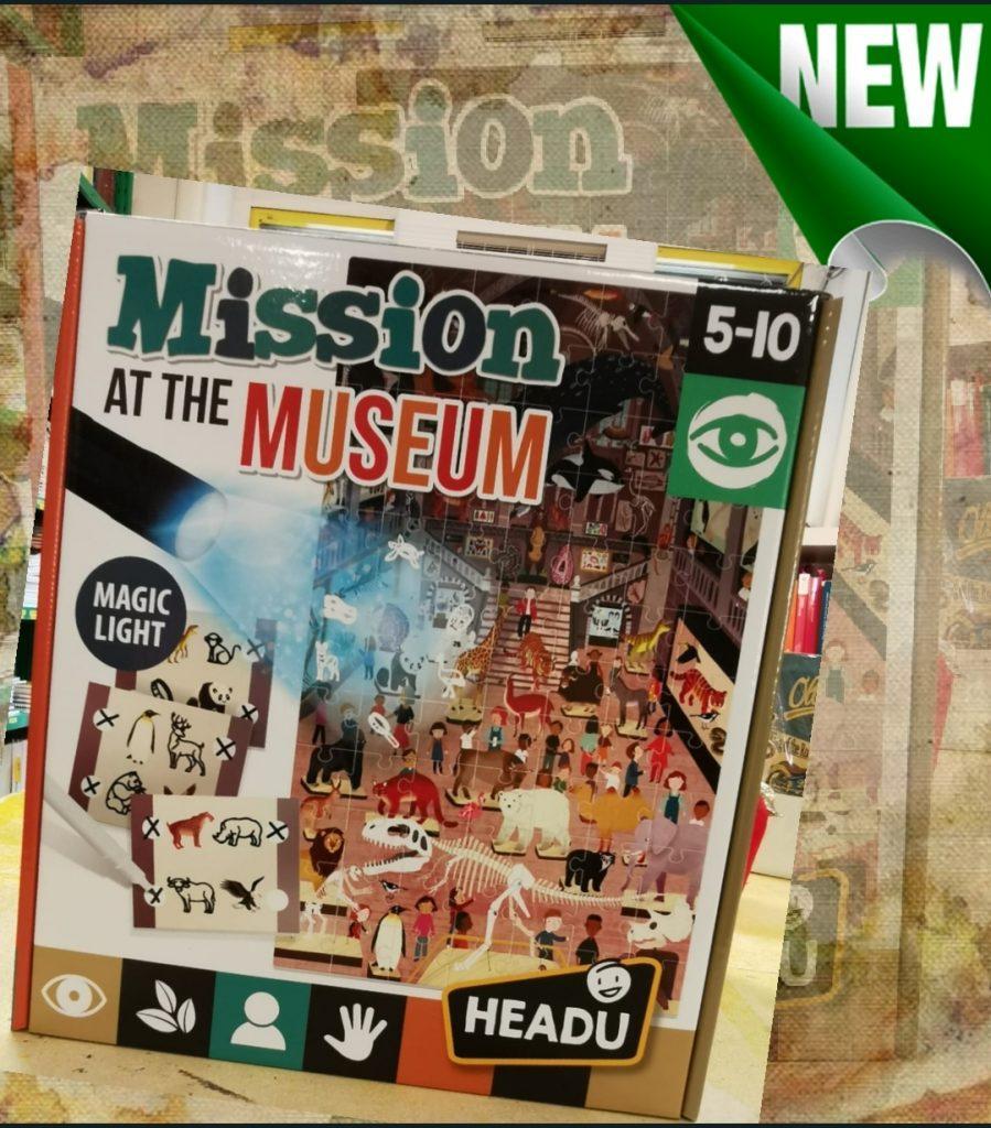 Missione al museo