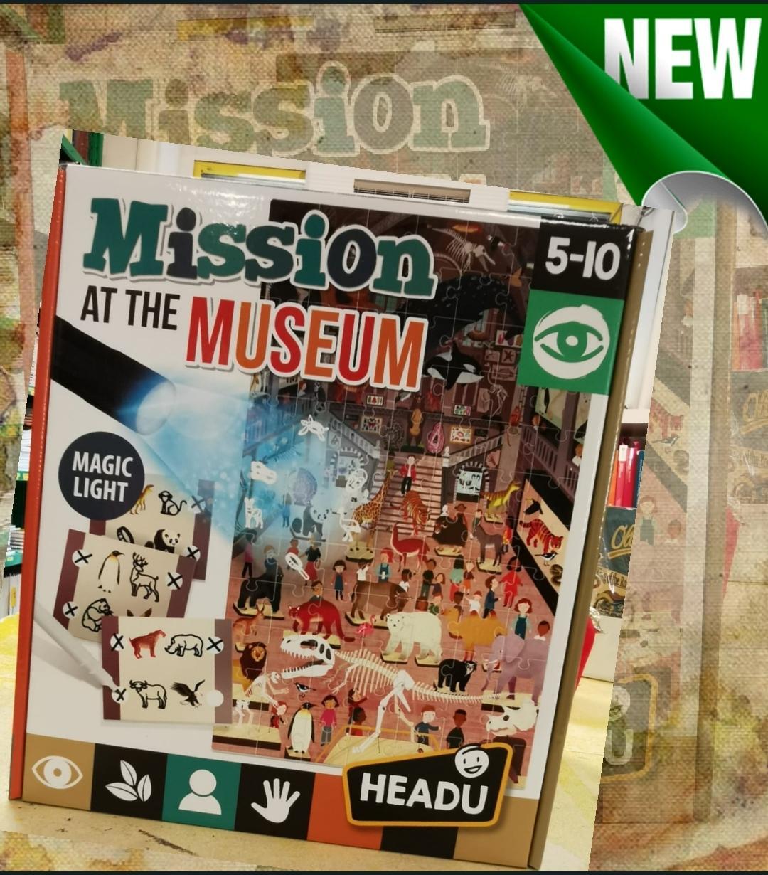 MISSIONE AL MUSEO 🐅🐊🐋🐍🐢🏫🔦