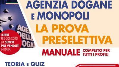 Agenzia DOGANE e MONOPOLI concorso
