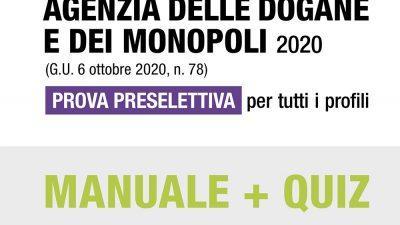 Agenzia DOGANE e MONOPOLI concorso 1226 posti