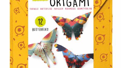 Easy Origami – Farfalle