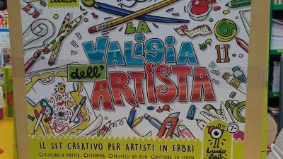 La Valigia dell'Artista